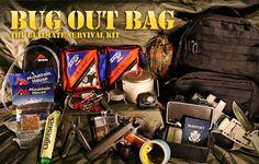Bug Out Bag (aka: Ultimate Survival Kit)