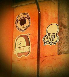 Doodles @ Madrid, Spain