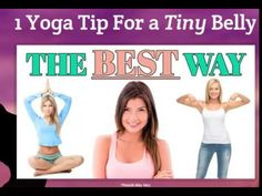 Weight Loss : Yoga Tips For Tinny Belly - Step by Step Guide