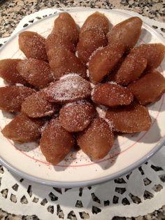 Greek Recipes, Dog Food Recipes, Cake Recipes, Cooking Recipes, Greek Sweets, Weird Food, Pretzel Bites, Gingerbread Cookies, Food And Drink