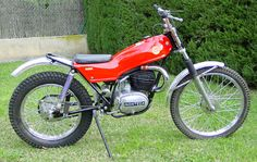 my first motorcycle at 10yr it was insane 125cc.  IT broke down everyother week but we kept fixing it.