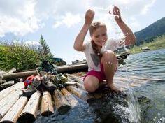 Wanderhotel Falkertsee #urlaub #familienurlaub #natur #spaß #energie #wanderhotelbestalpine #wasserspaß Bikinis, Swimwear, Black Forest, Explore, Alps, Hiking, Summer, Nature, Viajes