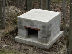 Do It Yourself Front Brick Pizza Oven (16 pics)