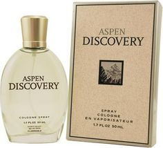 Aspen Discovery 1.7 Oz Cologne Spray By Coty by Coty. $14.99. All our fragrances are 100% originals by their original designers. We do not sell any knockoffs or immitations.. Aspen Discovery Cologne for Men Cologne Spray 1.7 Oz / 50 Ml Unboxed. Packaging for this product may vary from that shown in the image above. We offer many great sales and discounts making this fragrance cheaper than at department stores.. Cologne Spray 1.7 Oz / 50 Ml Unboxed for Men. Launched by t...