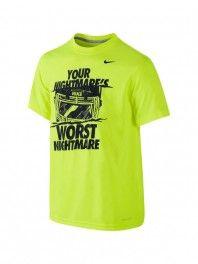 Nike Worst Nightmare Football Tee #hibbett #backtoschool #nike