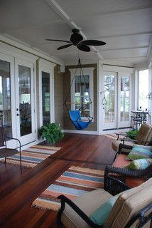 Comfortable Outdoor Living - porch - other metro - by Priester's Custom Contracting, LLC