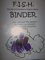 little illuminations: Parent Teacher Communication binder!