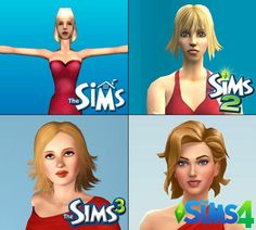 The evolution of The Sims | Dang!!