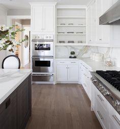 Tray Ceiling, Contemporary, kitchen, Milton Development