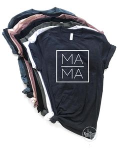 mom shirts mama shirt,mom shirt,new mom shirt,moth - mom Mom Outfits, Cute Outfits, Mama Shirts, Mom Of Boys Shirt, Mothers Day Shirts, Vinyl Shirts, Diy Shirt, Trends, Mom Style