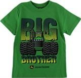 """John Deere """"Big Brother"""" Green Boys - I want this for when Evan becomes a big Brother!!!"""