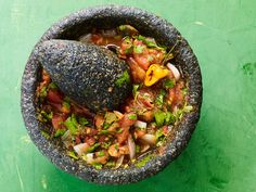Chiltomate is one of the basic sauces of the #Yucatan. It's packed with flavor, yet very simple to make.