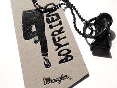 Wrangler #hangtag