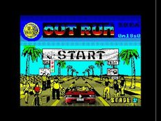 Outrun Spectrum Childhood Games, Spectrum, Broadway Shows, Gaming, World, Youtube, Videogames, Kid Games, Game
