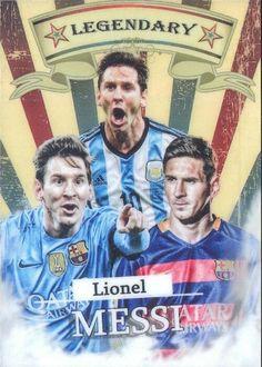 Lionel Messi of Barcelona & Argentina.