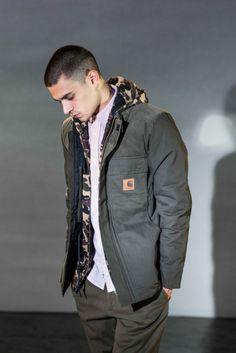Carhatt F/W 2013..nice jacket.