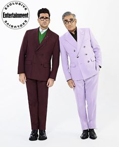 Christopher Guest, Eugene Levy, Catherine O'hara, Entertainer Of The Year, Daniel Levy, Pedro Pascal, Schitts Creek, Tv Show Quotes, Entertainment Weekly