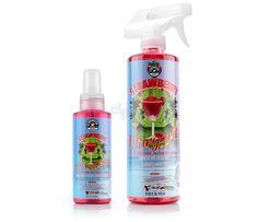 Chemical Guys - Strawberry Margarita Freshener is paradise in a bottle.