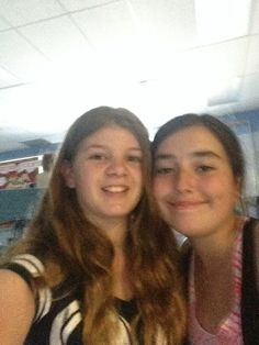 Me and Renee Last Day Of School