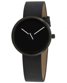 This is the ULTIMATE I see today!!! Milan based designer and architect, Denis Guidone is killing me softly!!!!!    By the way, this watches has got a very nice name calls 'Sometimes'    Sometimes I wear  Sometimes I don't...because it's TOO nice!!!!<3 <3 <3