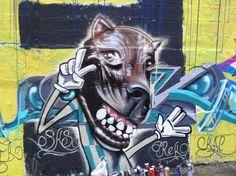 Con ustedes Photograff, la primera app colombiana para hacer graffitis digitales