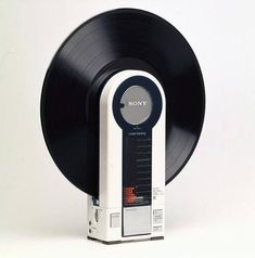 Portable Record Player