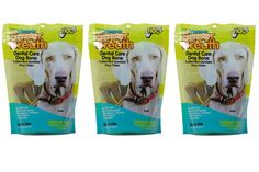 Fido Super Breath Dental Care Dog Bones with Chlorophyll - Medium 8ct. (Pack of 3) >>> Wow! I love this. Check it out now! : Dog treats