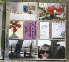 weekend journaling idea