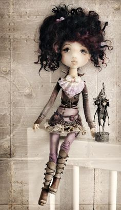 punky dolls Dolls instead of mermaids?