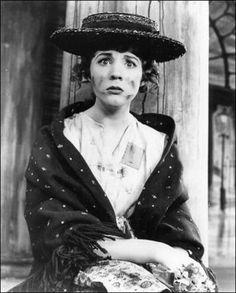 Julie Andrews in My Fair Lady, 1956