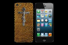 Some Russian Christians think that Apple logo is sinful and replace it with holy cross  #apple #russia