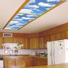 Decorative Fluorescent Lighting Covers, Light Panels and Light Diffusers