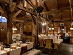 Fondue: Say Cheese   Fondue restaurant in Zurich (EN)   Ron Orp's Mail   Ron Orp