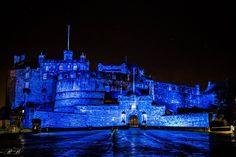 Castello di Edimburgo, che spettacolo! mitico Wallace