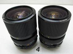 5L338HA MINOLTA 28-85mm F3.5-4.5 レンズまとめて2本ジャンク_画像1