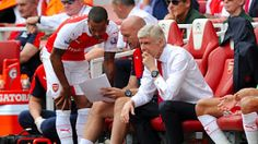 Welcome to Ochiasbullet's Blog: Arsenal boss asked Hodgson to be cautious with Wal...