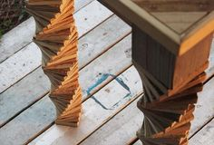 DIY Chic Pallet and Fence Panels Entryway Table   99 Pallets
