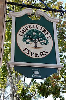 Liberty Tree Tavern - our favorite Magic Kingdom table service restaurant.