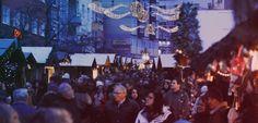 Weihnachtsmarkt Friedrichshafen 2014 Urbane Fotografie, Times Square, Concert, Travel, Viajes, Recital, Traveling, Festivals, Trips