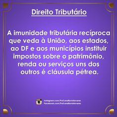 """117 curtidas, 2 comentários - Ana Flavia Tavares (@prof.anaflaviatavares) no Instagram: """"#AmoDireito #Concurso #Constitucional #Conteudo #Direito #DireitoConstitucional #DireitoTributario…"""""""