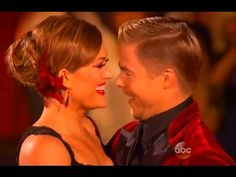 I'm a Max and Meryl for the win, but this Argentine Tango was the best dance of the night #DWTS 18  ~ Double Amputee Amy Purdy & Derek Hough do an Amazing Argentine Tango ~ Week 8  2014