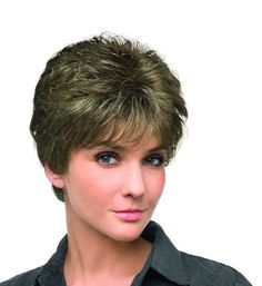 Viva Hair Power Ladies Wig By Ellen Wille, wefted, machine made. New Hair Cut Style, Cut And Style, Pixie Hairstyles, Straight Hairstyles, Affordable Wigs, Wigs Online, Short Wigs, Womens Wigs, Synthetic Hair