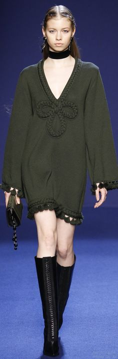 Fall 2016 Ready-to-Wear Andrew Gn - EE
