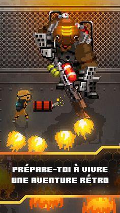 Evil Factory, un jeu d'arcade au style retro sur mobile - Nexon et le développeur Neople annoncent la sortie d'Evil Factory, un jeu d'action sur mobile en vue de dessus. Le titre combine une esthétique rétro des années 80 et une bande originale électro...