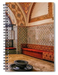 Inside Harem Of Topkapi Palace In Istanbul Spiral Notebook for Sale by Patricia Hofmeester.Our spiral notebooks are x in size and include 120 pages which are lined on both sides. Mehmed The Conqueror, New Palace, Camera Art, Notebooks For Sale, Spiral Notebooks, Art Sites, Basic Colors, Art For Sale, Beautiful Images