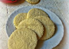 Biscotti di pasta frolla ricetta veloce per microonde
