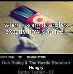 When Songs Explain How You Feel Pictures, Photos, and Images for Facebook, Tumblr, Pinterest, and Twitter