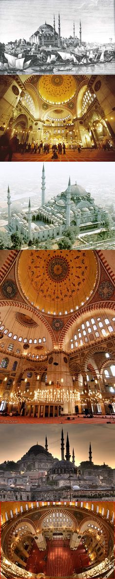 Süleymaniye Mosque and Külliye http://www.istanbul.com/tr/sehrini-tani