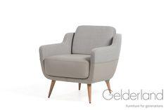 Gelderland fauteuil 7860 Sit Tide by FOKlab @foklab #dutchdesign #salonedelmobile2017 #gelderlandmeubelen