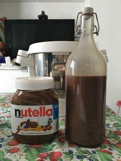 Nutellino, liquore alla Nutella, con Cuisine Companion - http://www.mycuco.it/cuisine-companion-moulinex/ricette/nutellino-liquore-alla-nutella-con-cuisine-companion/?utm_source=PN&utm_medium=Pinterest&utm_campaign=SNAP%2Bfrom%2BMy+CuCo